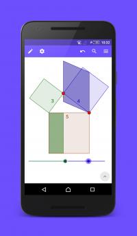 Pythagoras Animation